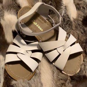 The salt water sandal